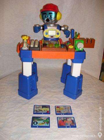 Robot éducatif et ludique avec outils perceuse…. 30 Septèmes-les-Vallons (13)