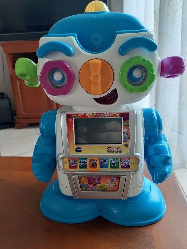 Robot interactif zinzin Vtech 15 La Roche-sur-Yon (85)