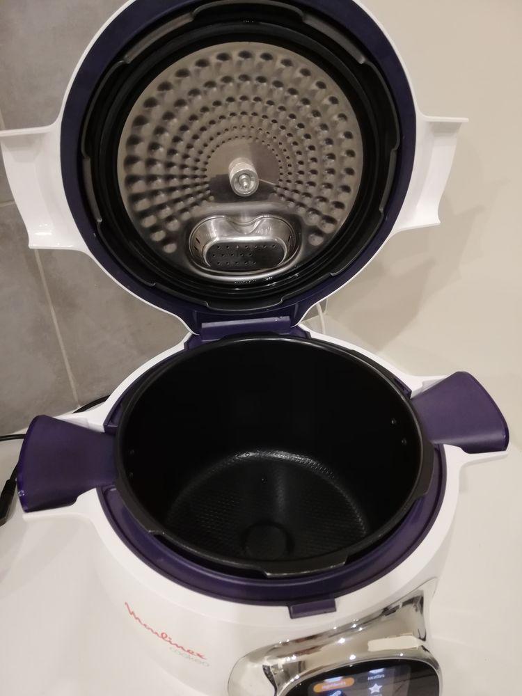 Robot moulinex cookeo 50 recettes  120 Romans-sur-Isère (26)