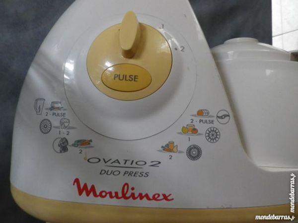 Robot Ovatio 2 (Duo) (Press) Moulinex Le