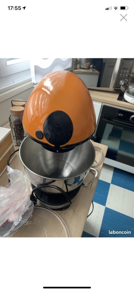 Robot pâtissier  39 Châlons-en-Champagne (51)