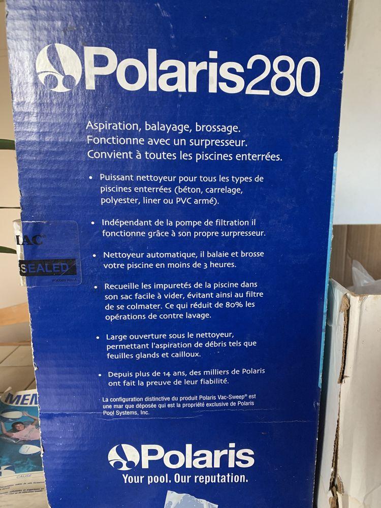 Robot piscine Polaris 150 Rochemaure (07)