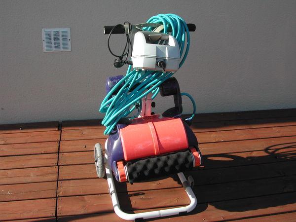 Achetez robot de piscine occasion annonce vente messac for Piscine zodiac occasion