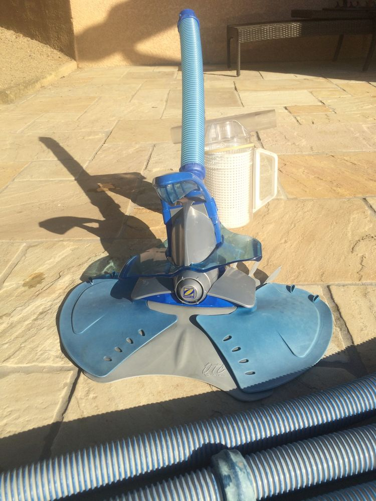 Achetez robot piscine zodiac quasi neuf annonce vente for Piscine zodiac occasion