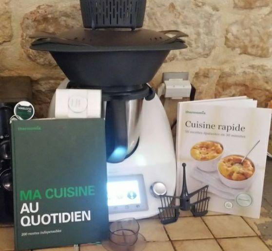 Robot thermo mix tm 5 au complet 700 Tabanac (33)