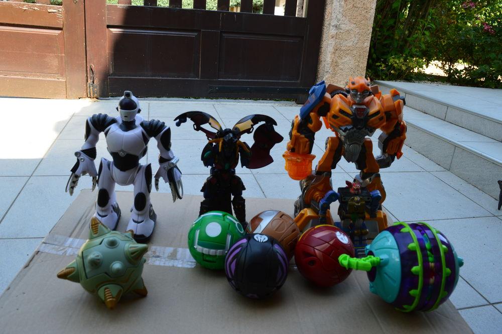 Lot de robots 15 Gap (05)