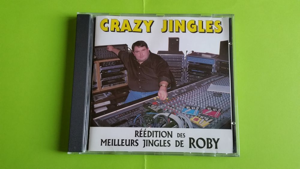 ROBY CRAZY JINGLES 0 Strasbourg (67)