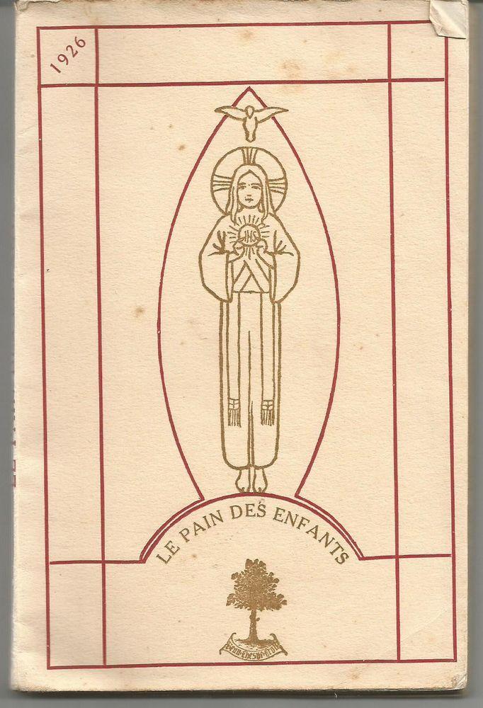 W ROCHE S.J. et A. de NITRAY Le pain des enfants 7 Montauban (82)