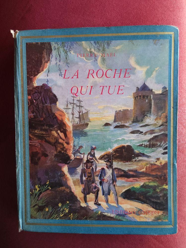 LA ROCHE QUI TUE DE PIerre Maël (1942 ) 3 Saint-Bonnet-les-Oules (42)