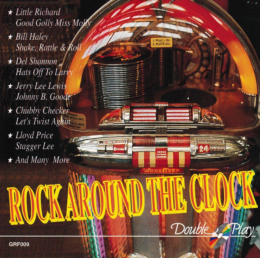 CD     Rock Around The Clock    Compilation 5 Bagnolet (93)