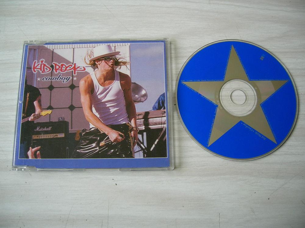 CD KID ROCK Cowboy 7 Nantes (44)