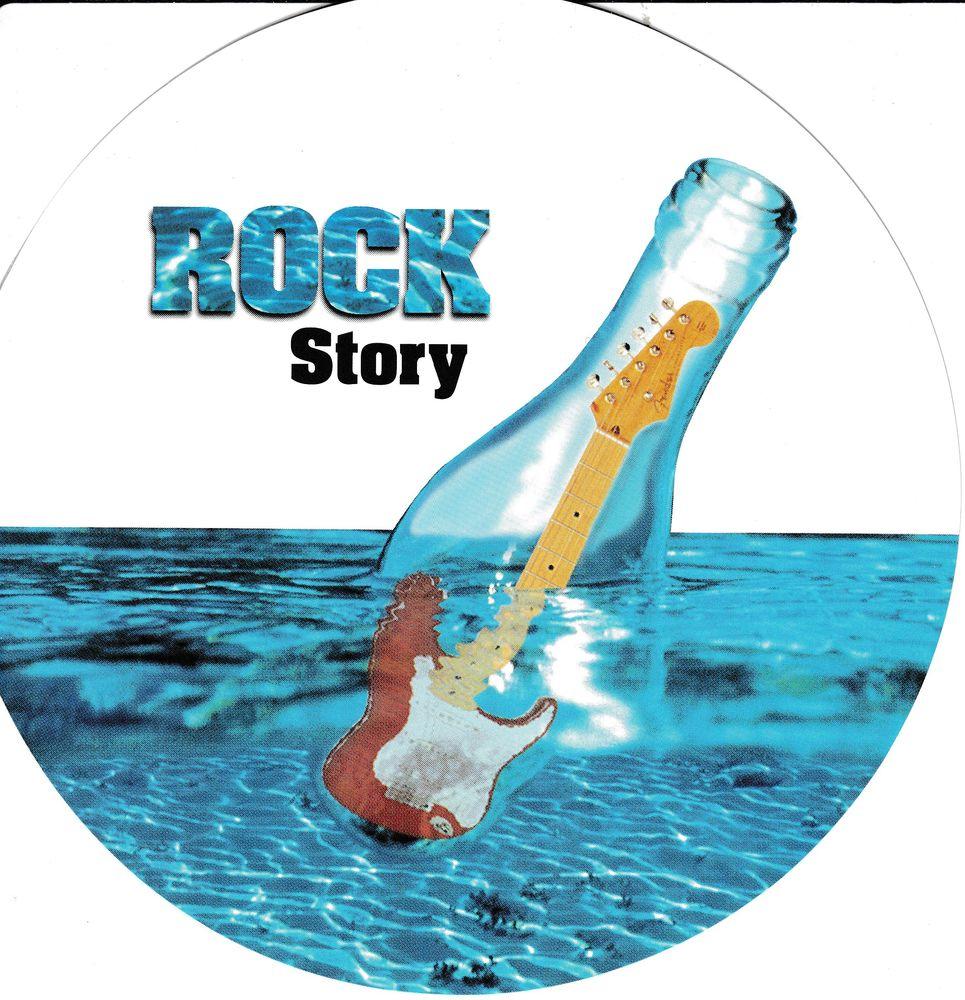 CD    Rock Story    -   Boitier Métal 15 Bagnolet (93)