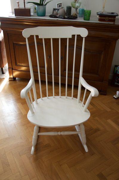 rocking chair occasion en le de france annonces achat et vente de rocking chair paruvendu. Black Bedroom Furniture Sets. Home Design Ideas