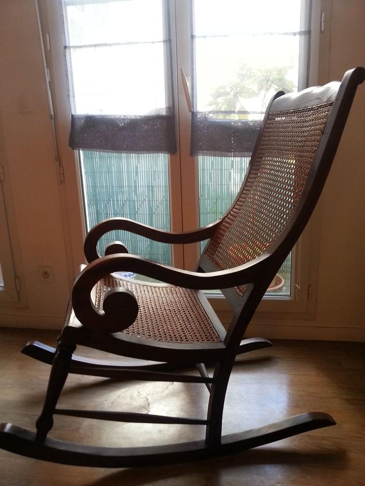chaise a bascule bois latest chaise a bascule blanche fauteuil a bascule simili cuir acier inox. Black Bedroom Furniture Sets. Home Design Ideas