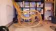 Rocking chair confort en rotin  Saint-Gingolph (74)