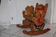 Rocking chair enfant en bois 30 Lyon 9 (69)