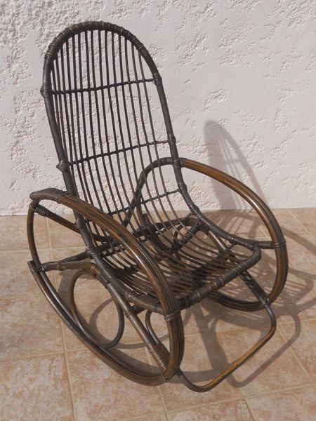 Achetez rocking chair en occasion annonce vente la teste de buch 33 wb15 - Rocking chair a vendre ...