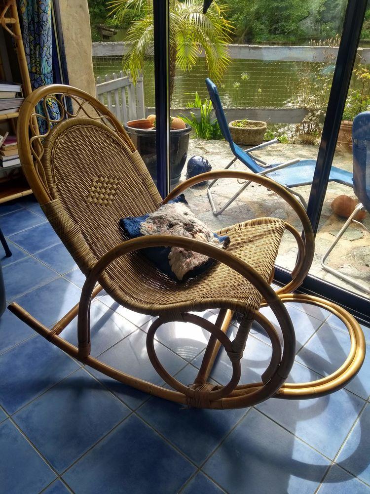 Rocking chair 180 L'Étang-Bertrand (50)
