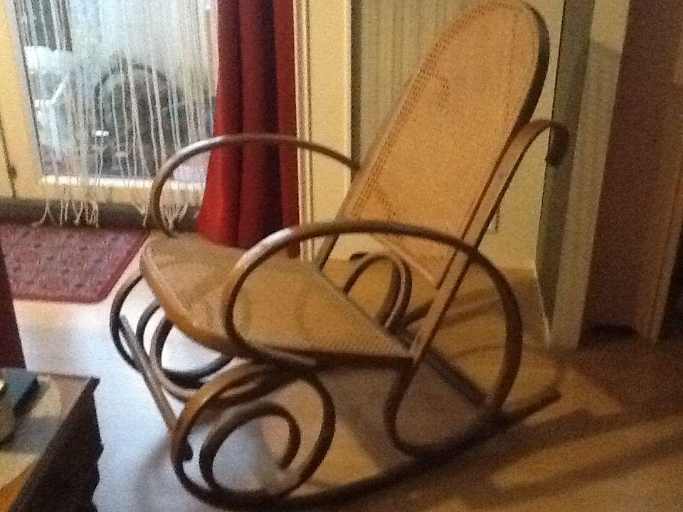 rocking chair  200 Suresnes (92)