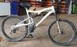 VTT ROCKRIDER 6.4 BLANC Vélos