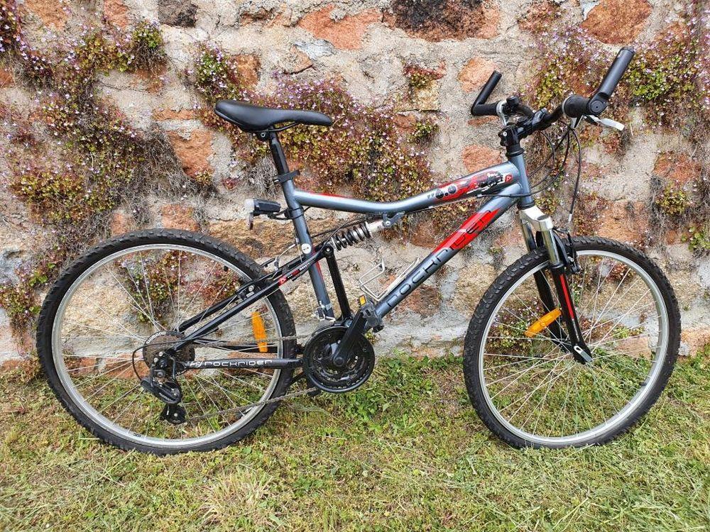 VTT Rockrider 120 Saint-Polgues (42)