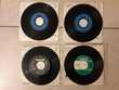 LOT 4 X 45 T les ROCKS les plus TERRIBLES N°2 CD et vinyles