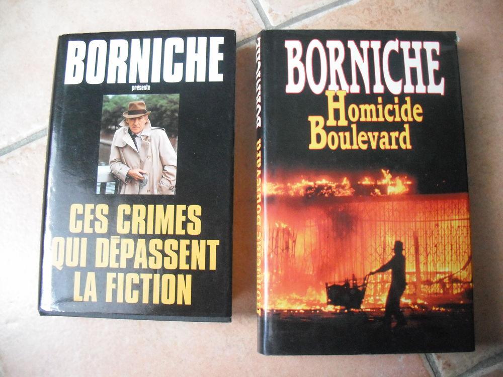 ROGER BORNICHE Livres et BD