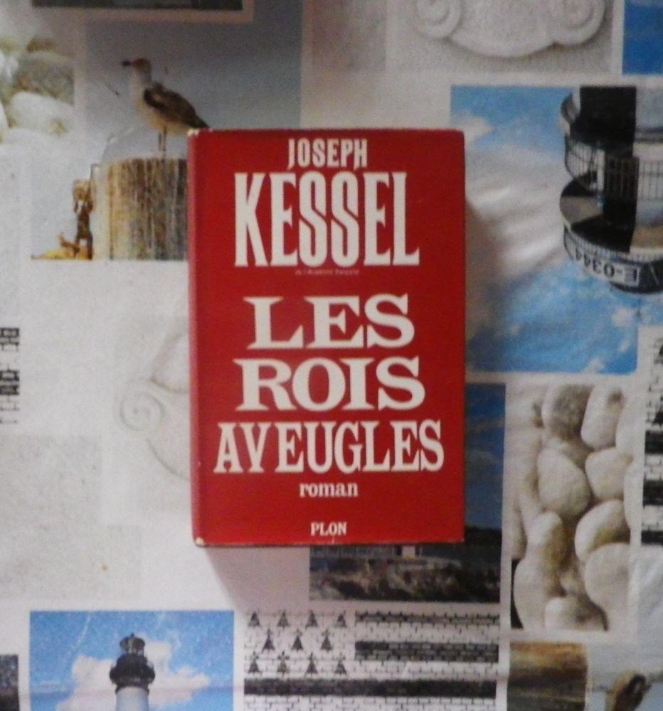 LES ROIS AVEUGLES de Joseph KESSEL Ed. Plon 15 Bubry (56)