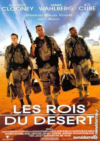 Dvd: Les Rois du Désert (496) DVD et blu-ray