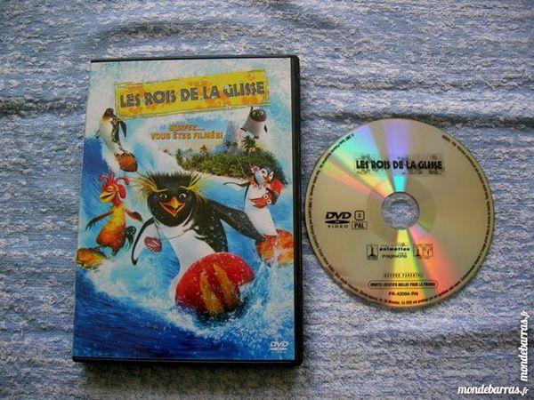 DVD LES ROIS DE LA GLISSE - Dessin Animé 7 Nantes (44)