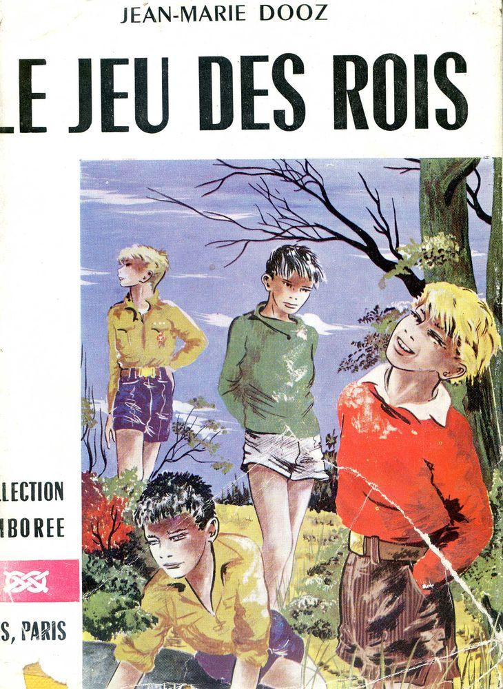 LE JEU DES ROIS - Jean-Marie Droz, 15 Rennes (35)