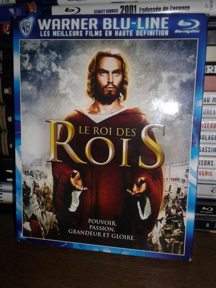 Blu-Ray - Le Roi des Rois (Nicholas Ray) 18 Paris 15 (75)