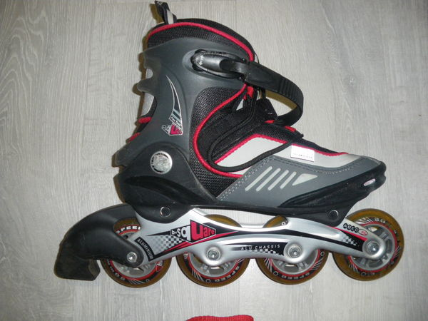 rollers chassis alu taille 41 Sports