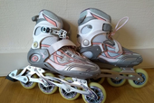 Rollers femme FILA. Taille 40 25 Pantin (93)