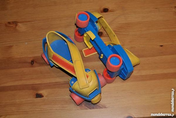 Rollers Fisher Price 4 Lyon 8 (69)