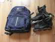 ROLLERS Homme K2 XCELERATE et SAC A DOS Vauvillers (70)