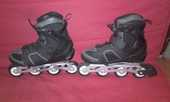 Rollers Oxelo taille 44 30 Bordeaux (33)