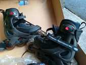Rollers Rollerblade Pointure 38.5 60 Montreuil (93)