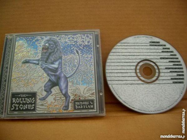 CD THE ROLLING STONES Bridges to Babylon CD et vinyles