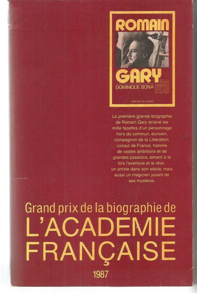 Romain GARY par Dominique BONA 8 Montauban (82)