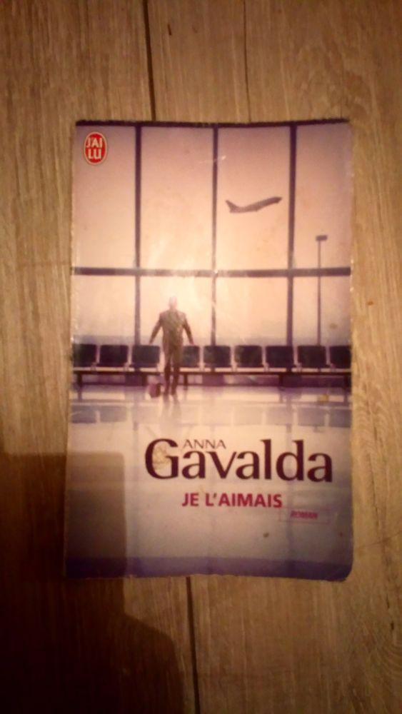 Roman  Je l'aimais  de Anna Gavalda 1 Saint-Nicolas-de-Redon (44)
