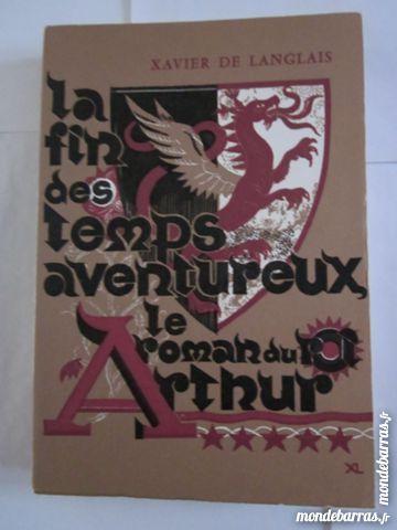 LE ROMAN DU ROI ARTHUR - LA FIN DES TEMPS AVENTURE 10 Brest (29)