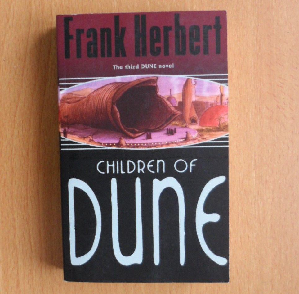 Roman Children of Dune 8 Lille (59)
