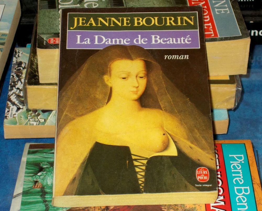 Roman la dame de beauté de jeanne bourin 4 Monflanquin (47)