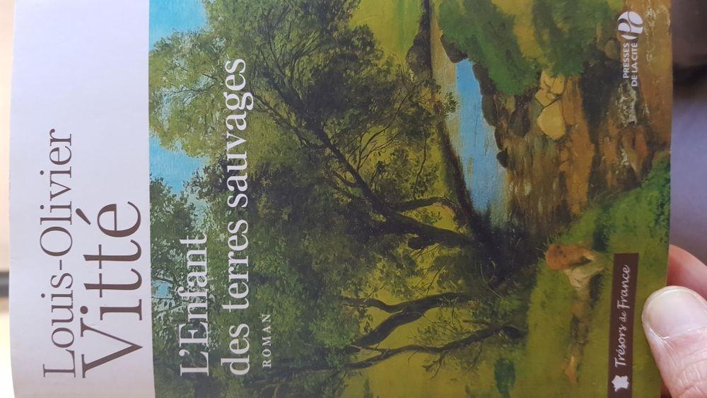 roman l'enfant des terres sauvages 6 Savignac-les-Églises (24)