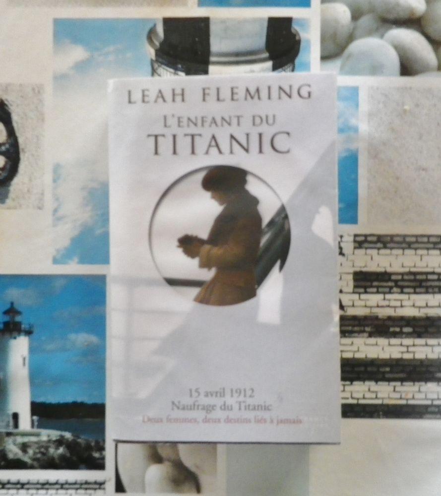 ROMAN L'ENFANT DU TITANIC de Leah FLEMING 5 Bubry (56)