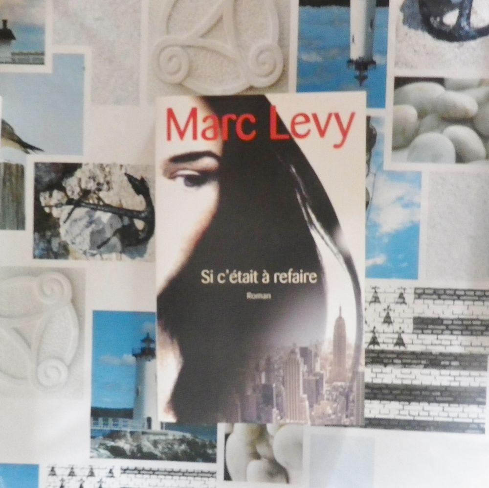 ROMAN SI C'ETAIT A REFAIRE de Marc LEVY Livres et BD