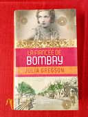 Roman 'La fiancée de Bombay' par Julia Gregson,  5 Poitiers (86)