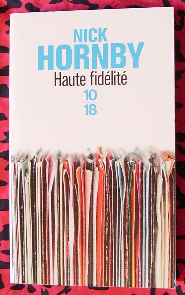 Roman Haute fidélité 1 Lille (59)