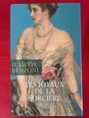 Roman 'Les joyaux de la sorcière' de Juliette Benzoni 6 Poitiers (86)